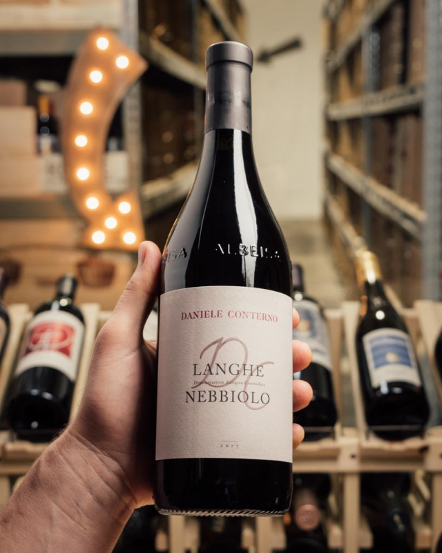 Daniele Conterno Langhe Nebbiolo 2017  - First Bottle