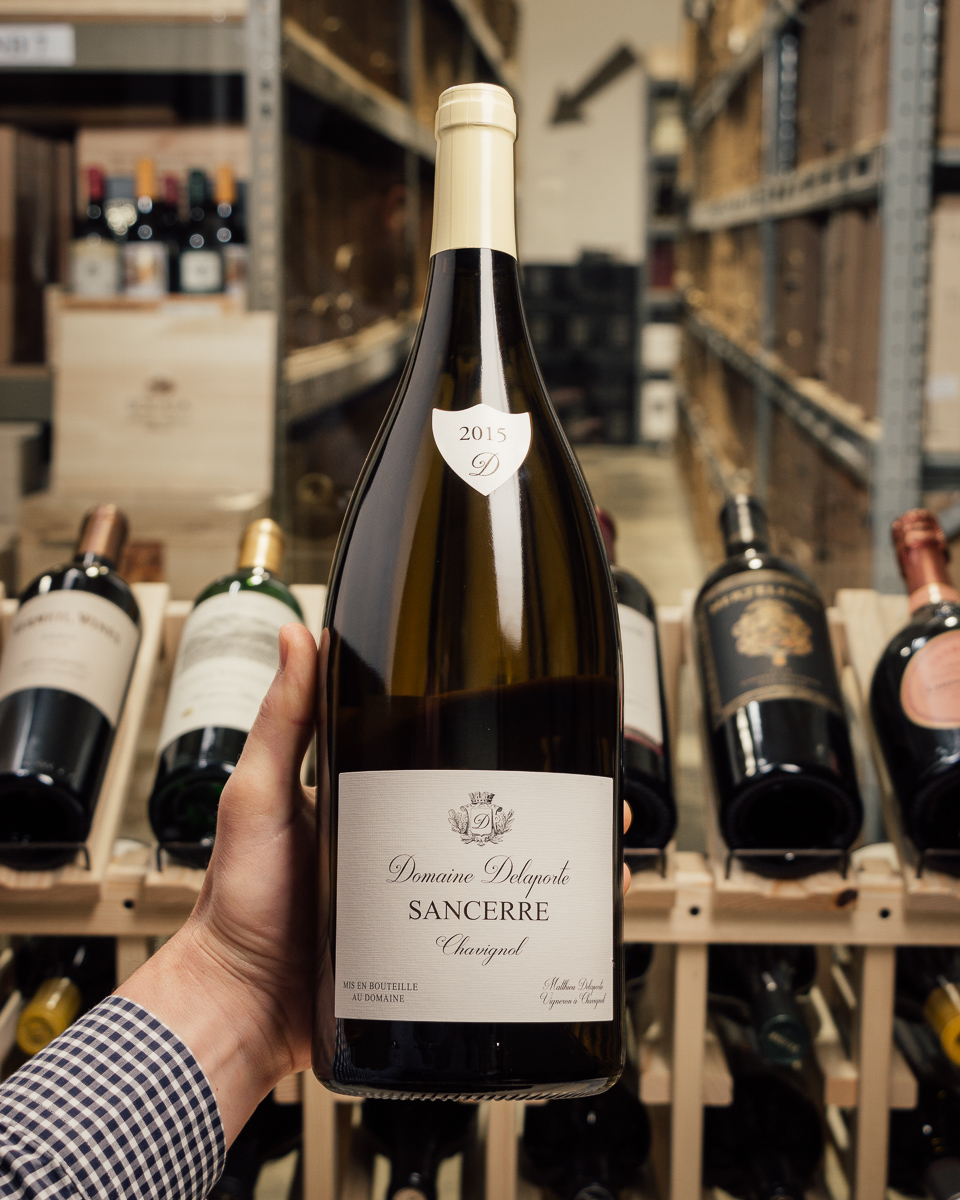 Delaporte Sancerre 2015 (Magnum 1.5L)  - First Bottle