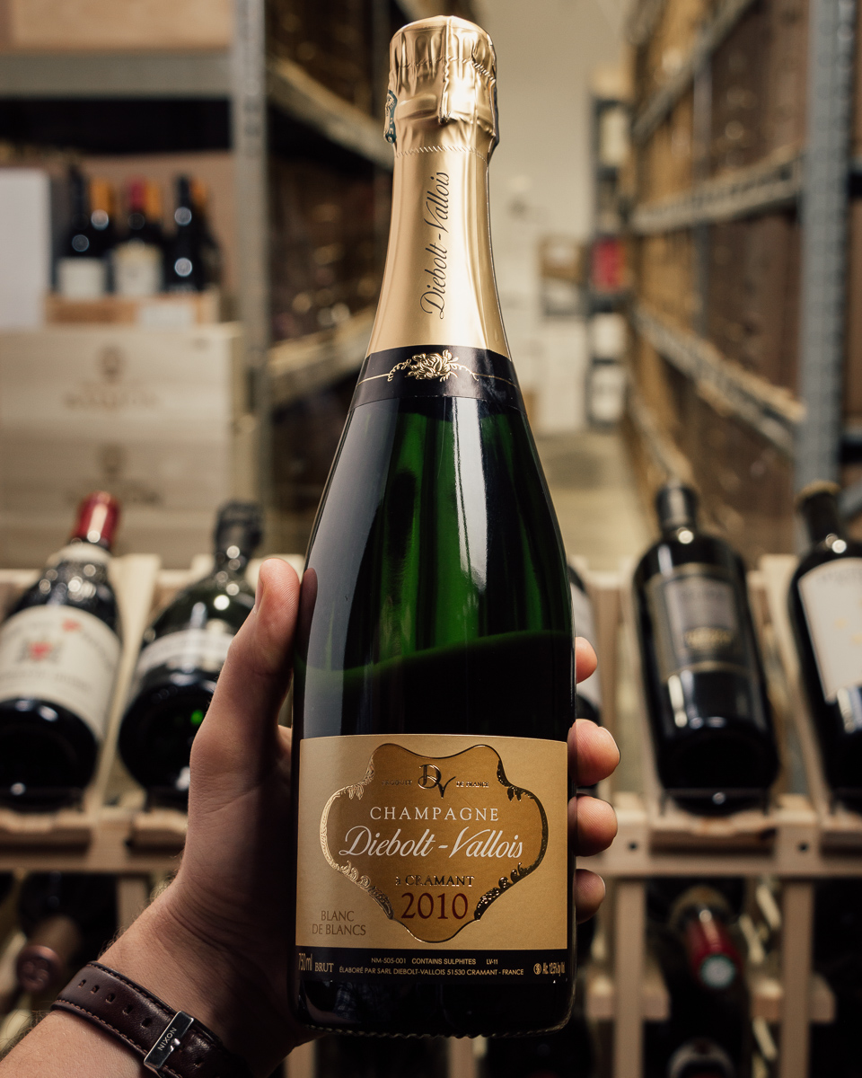 Diebolt-Vallois Blanc de Blancs Brut 2010  - First Bottle