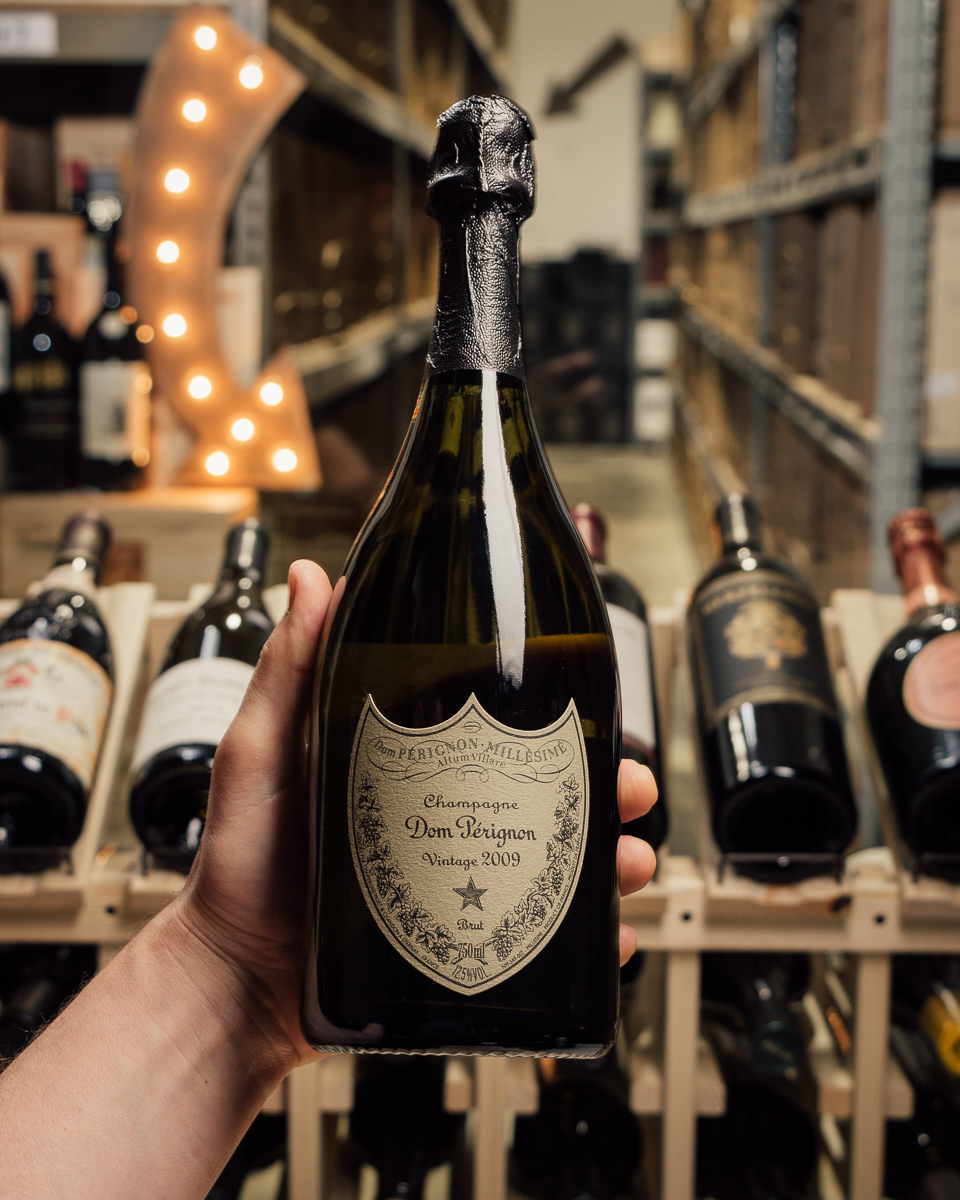 Dom Perignon Champagne 2009  - First Bottle