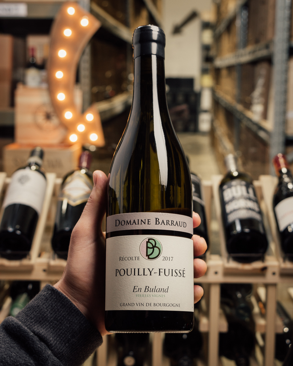 Domaine Barraud Pouilly Fuisse En Buland VV 2017  - First Bottle