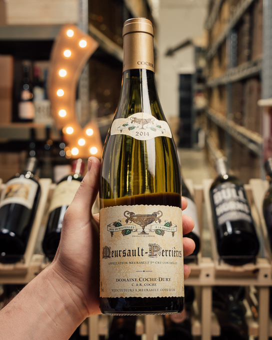 Domaine Coche-Dury Meursault Perrieres 1er Cru 2014  - First Bottle