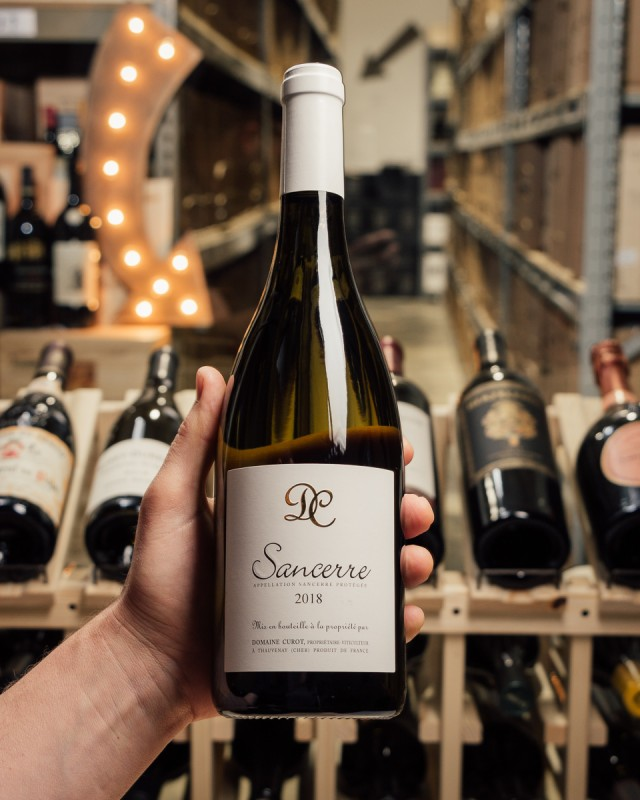 Domaine Curot Sancerre 2018  - First Bottle