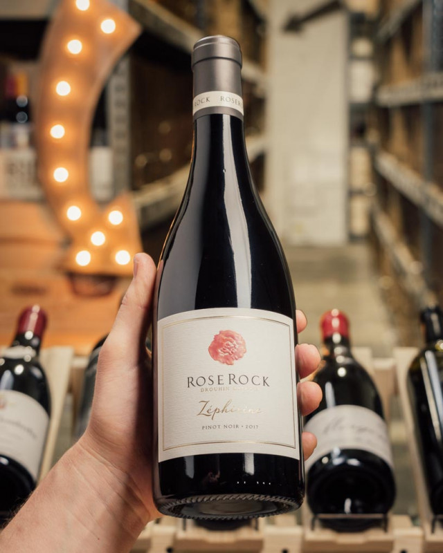 Domaine Drouhin Roserock Pinot Noir Zepherine 2017  - First Bottle