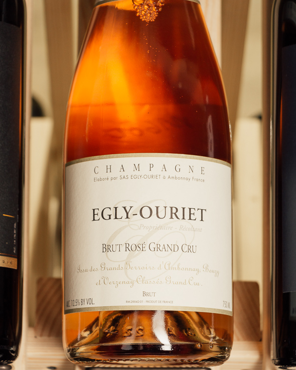 Domaine Egly-Ouriet Brut Rose Grand Cru NV