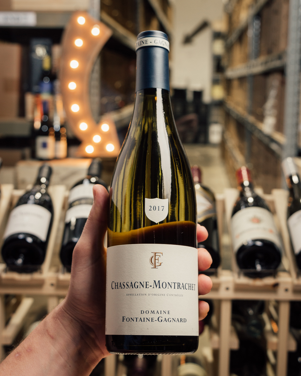 Domaine Fontaine-Gagnard Chassagne-Montrachet 2017  - First Bottle