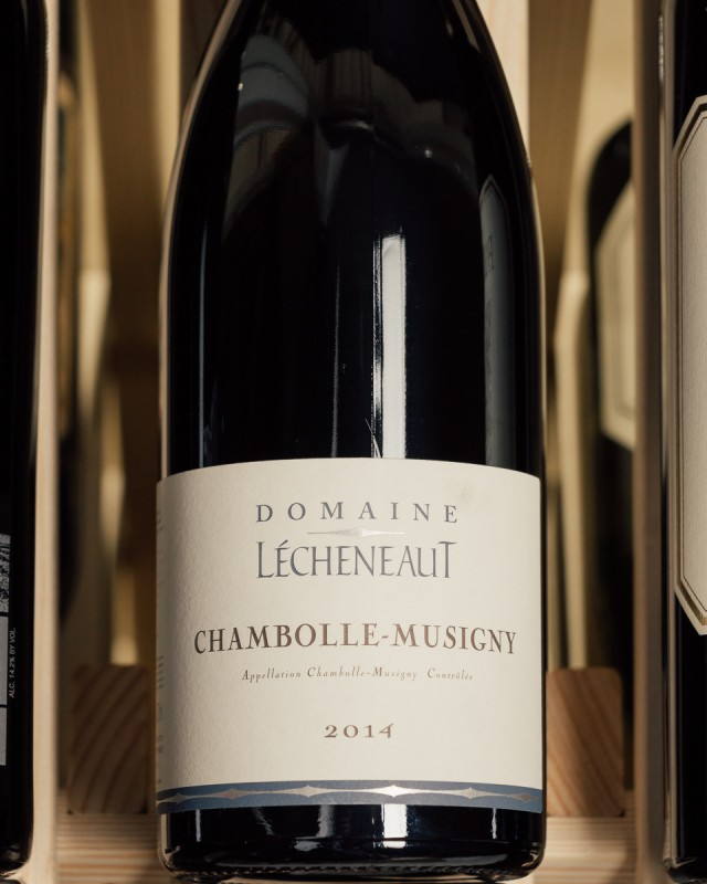 Domaine Lecheneaut Chambolle Musigny 2014