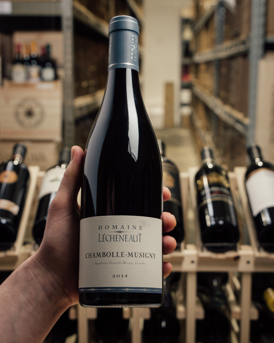 Domaine Lecheneaut Chambolle Musigny 2014  - First Bottle