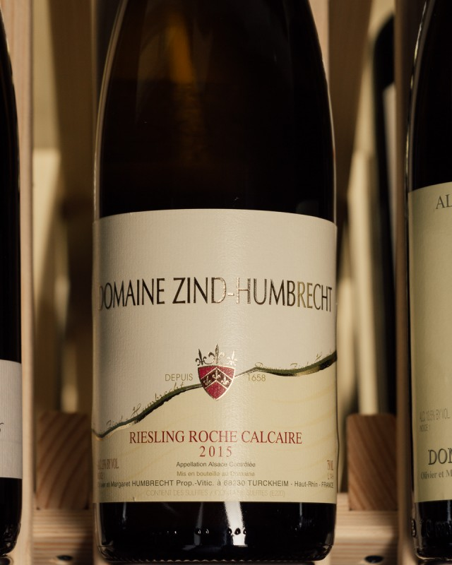 Domaine Zind Humbrecht Riesling (Dry) Roche Calcaire 2015