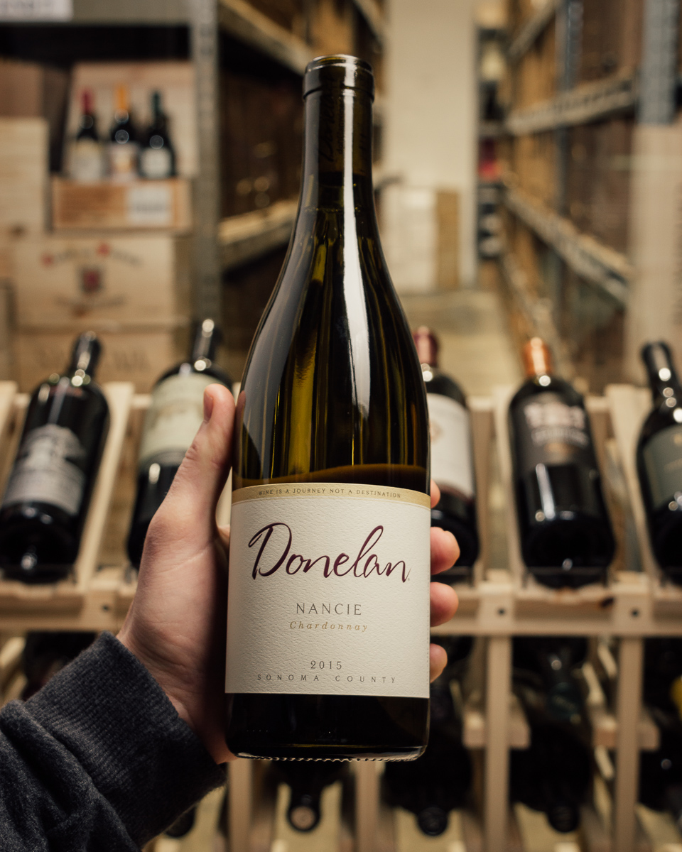 Donelan Chardonnay Nancie 2015  - First Bottle