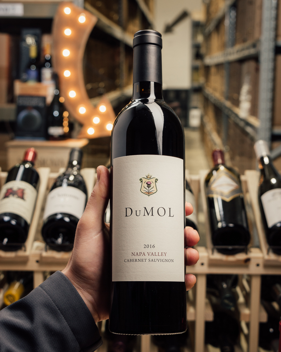 DuMOL Cabernet Sauvignon Napa 2016  - First Bottle