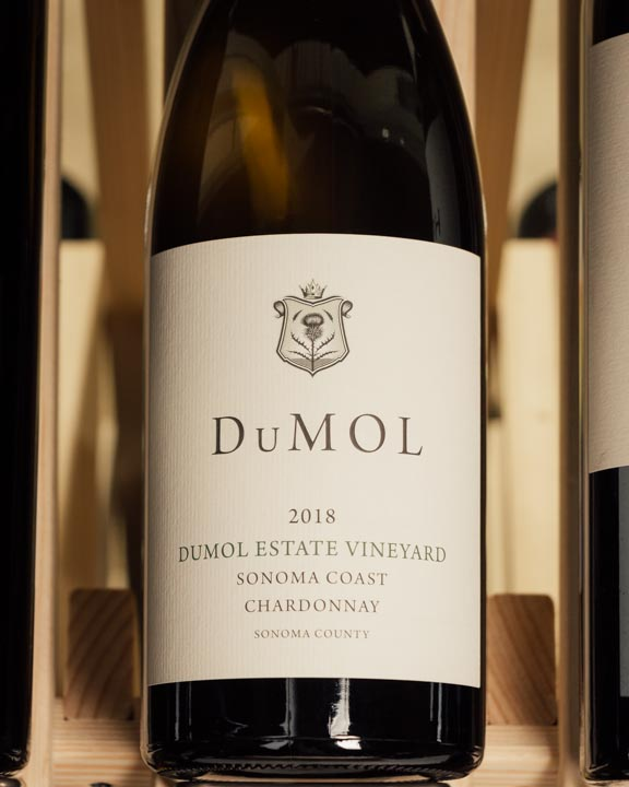 DuMOL Chardonnay Estate Vineyard 2018