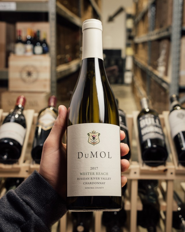 DuMOL Chardonnay Wester Reach Russian River Valley 2017  - First Bottle
