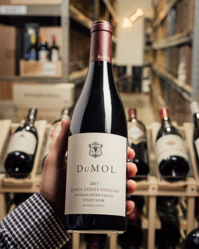 DuMOL Pinot Noir Estate 2017  - First Bottle