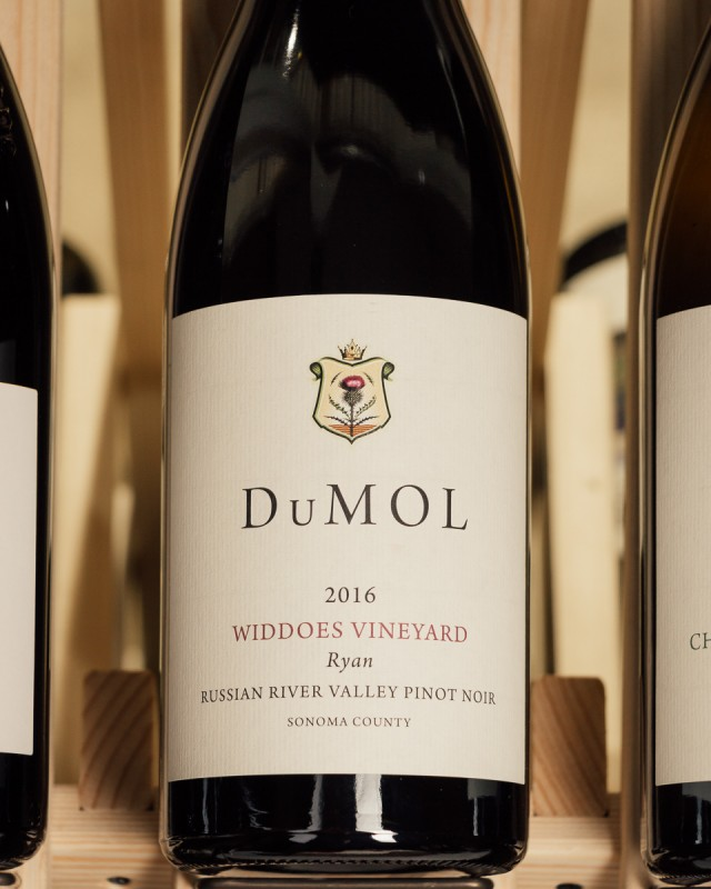 DuMOL Pinot Noir Ryan Widdoes Vineyard Russian River Valley 2016