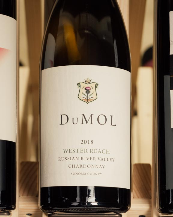DuMOL Russian River Valley Wester Reach Chardonnay 2018