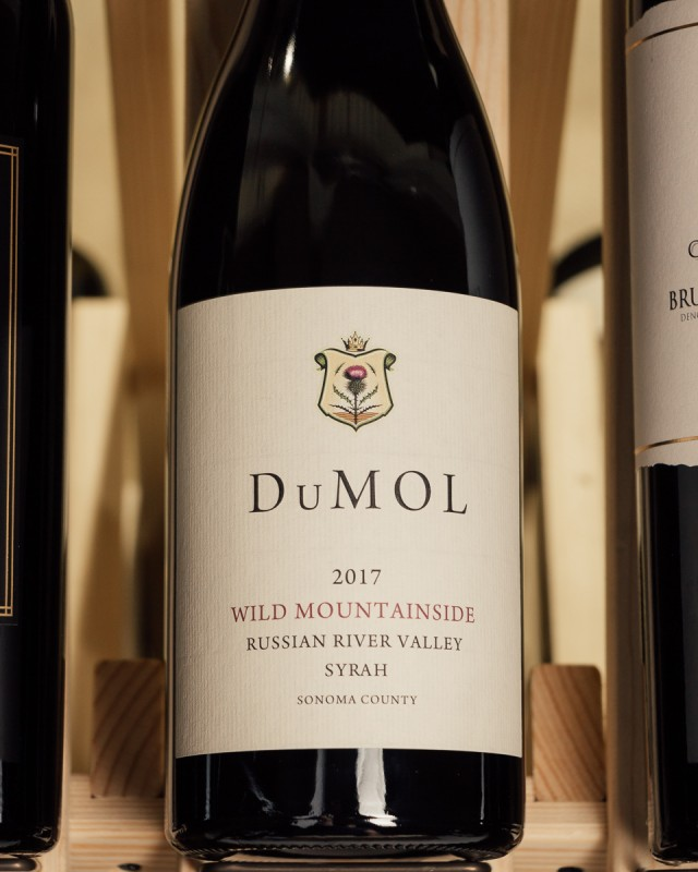 DuMOL Syrah Wild Mountainside Russian River Valley 2017