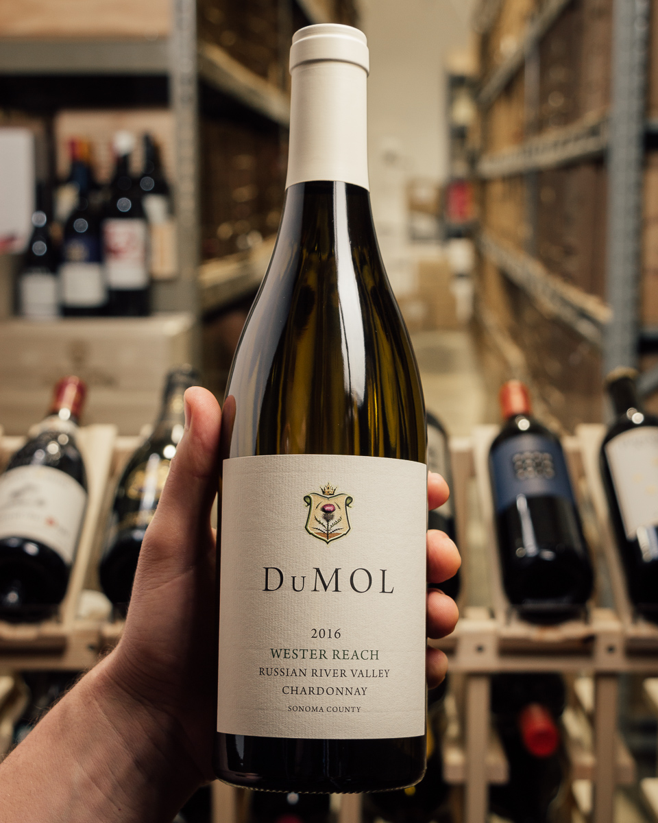 DuMOL Chardonnay Wester Reach 2016  - First Bottle