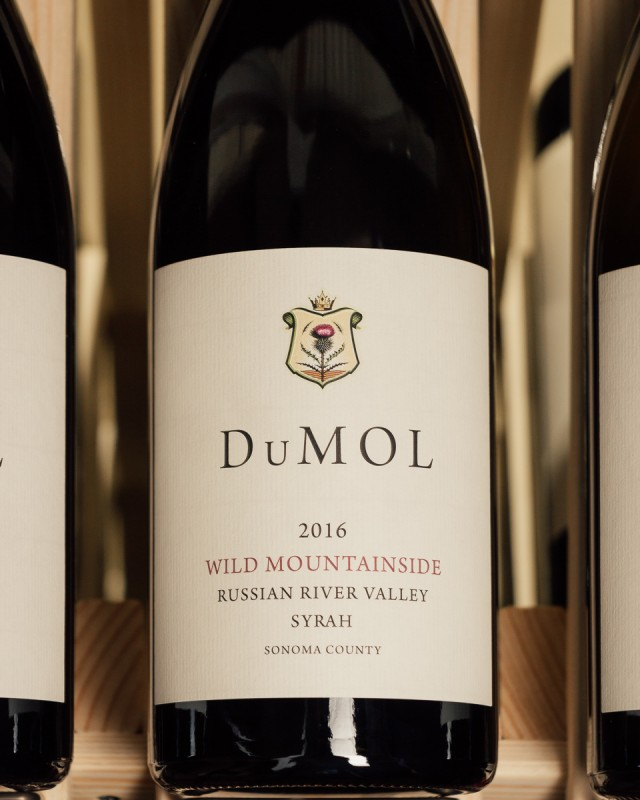 DuMOL Syrah Wild Mountainside 2016