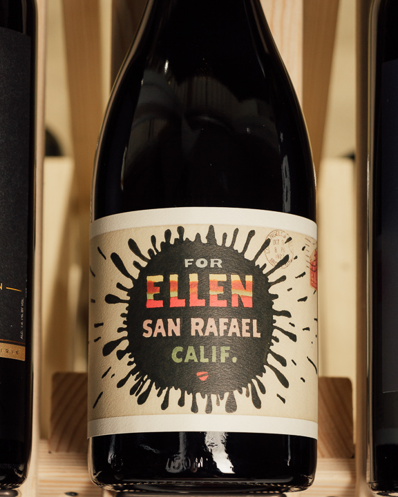 Ellen Redding Pinot Noir Stubbs Vineyard 2017