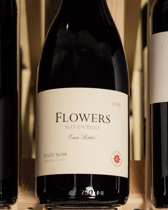 Flowers Pinot Noir Seaview Ridge 2016