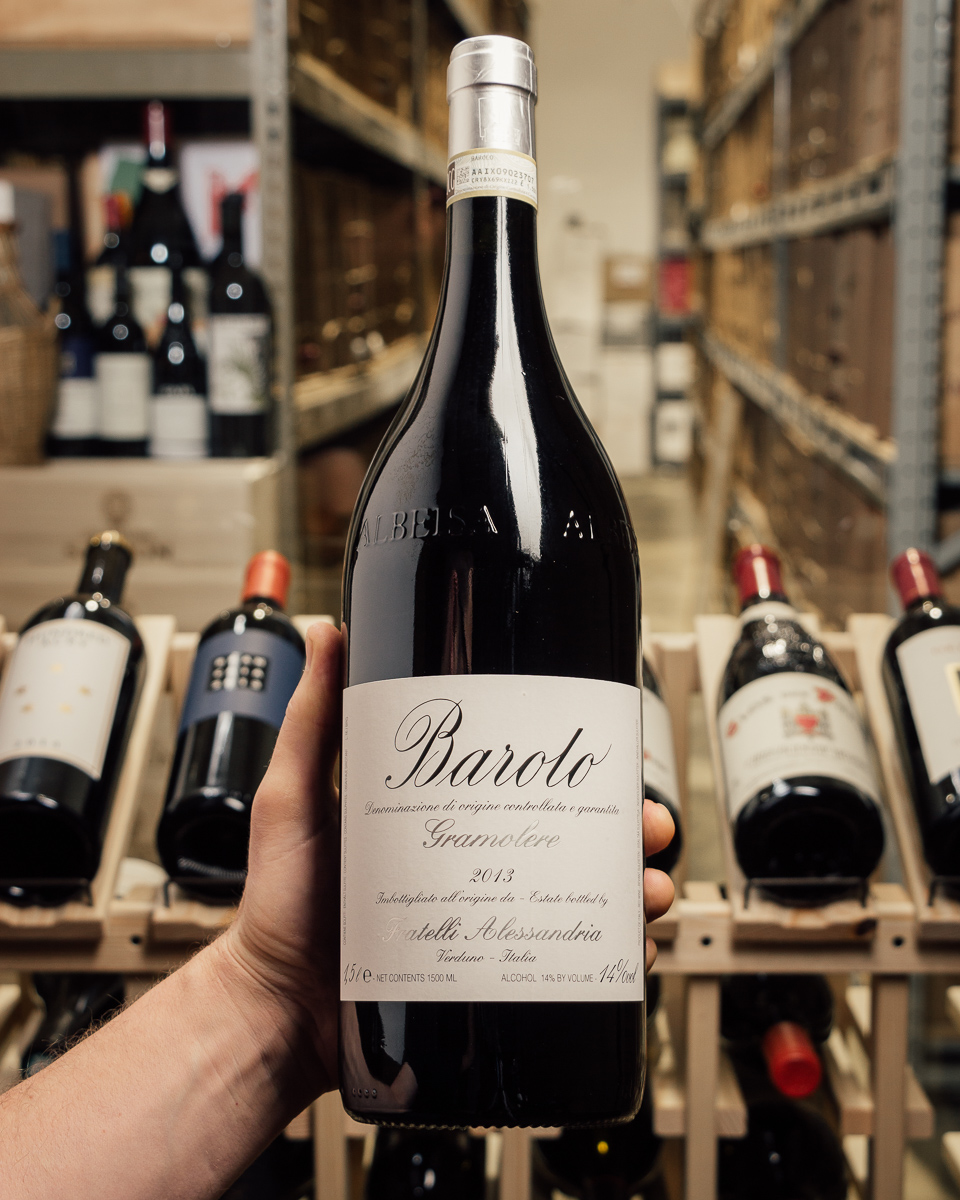 Fratelli Alessandria Barolo Gramolere 2013 (1.5L Magnum)  - First Bottle