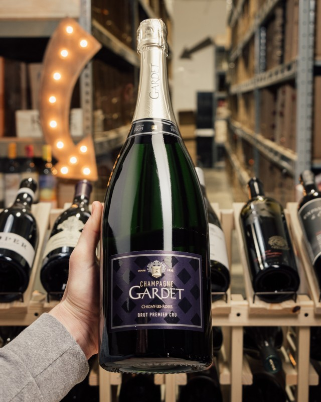 Gardet Brut Premier Cru NV (Magnum 1.5L)  - First Bottle