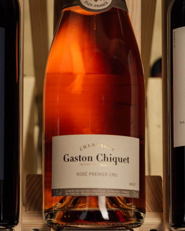 Gaston Chiquet Brut Rose Premier Cru NV