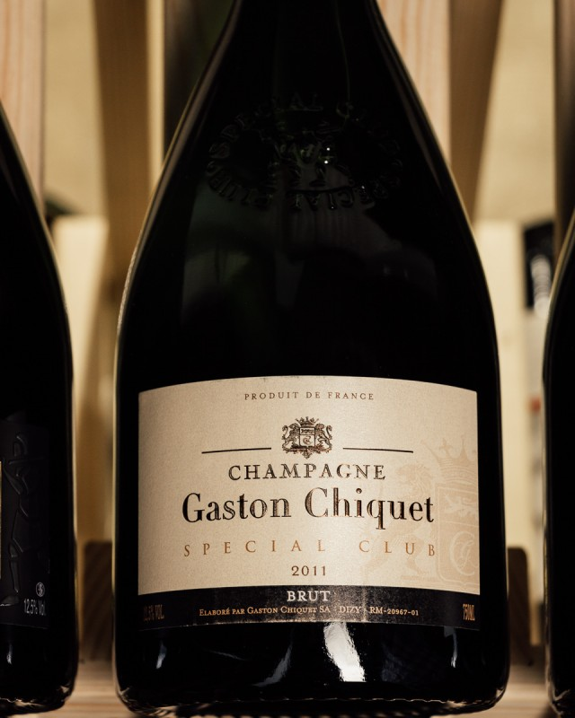 Gaston Chiquet Brut Special Club 2011