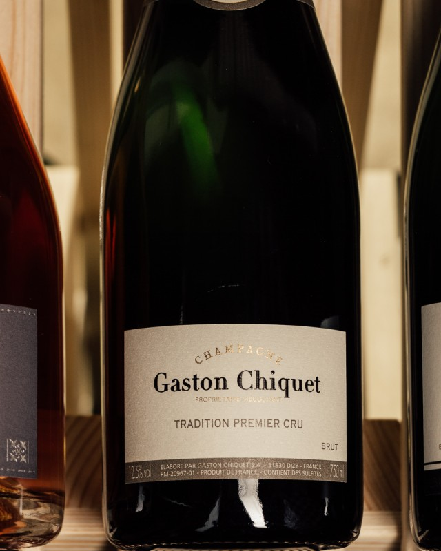 Gaston Chiquet Brut Tradition 1er Cru NV