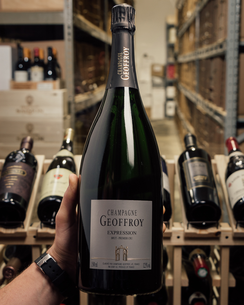 Geoffroy Brut Cuvee Expression 1er Cru NV (Magnum 1.5L)  - First Bottle