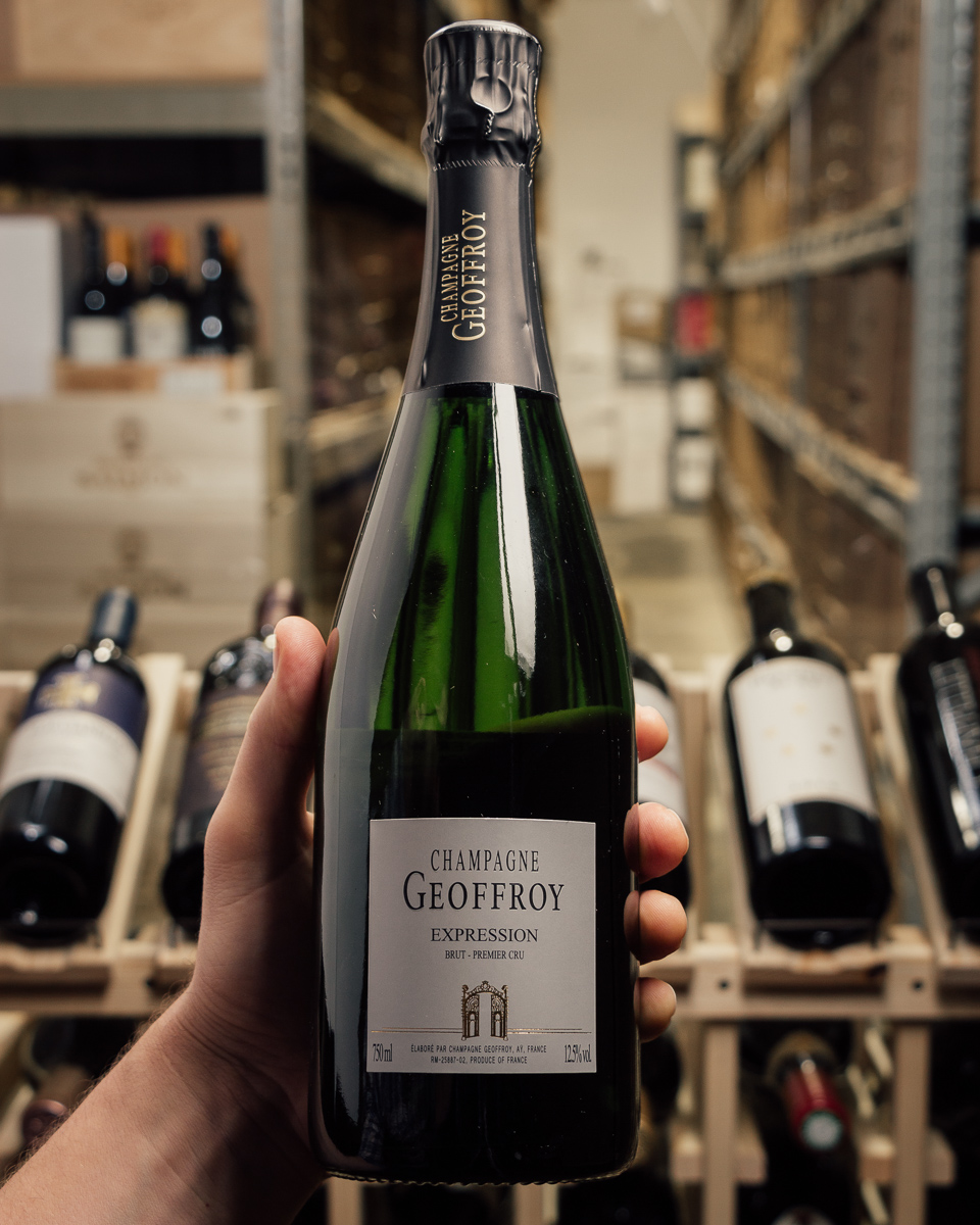 Geoffroy Brut Cuvee Expression 1er Cru NV  - First Bottle
