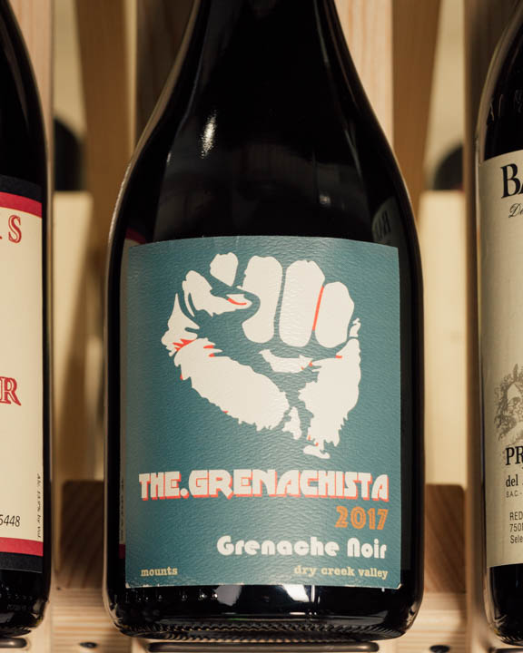 Grenachista Grenache Mounts Vineyard Dry Creek 2017