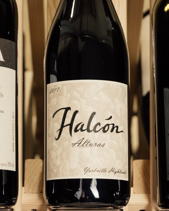 Halcon Syrah Alturas Yorkville Highlands 2017  - First Bottle