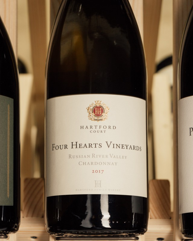 Hartford Court Chardonnay Four Hearts Russian River Valley 2017