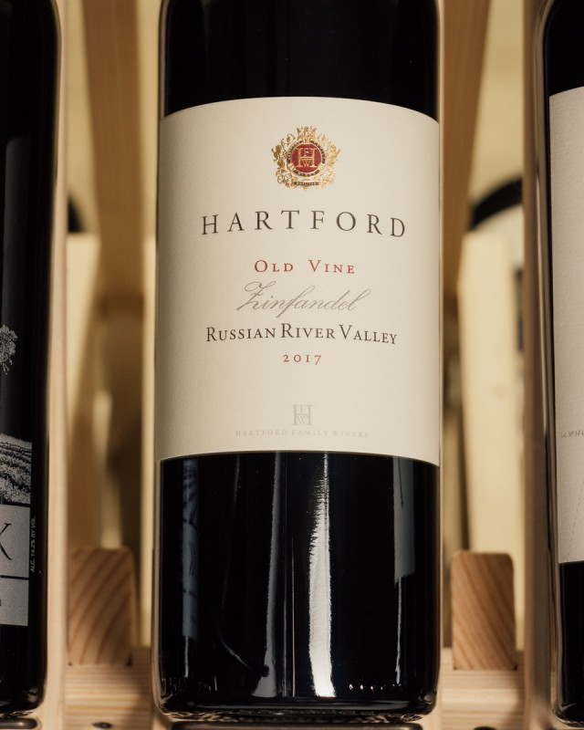 Hartford Court Zinfandel Old Vines Russian River Valley 2017