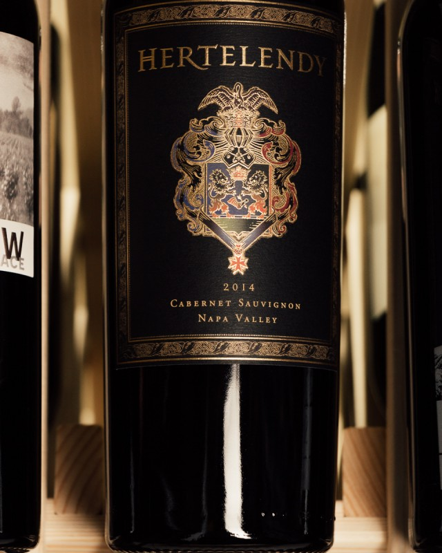 Hertelendy Cabernet Sauvignon 2014  - First Bottle