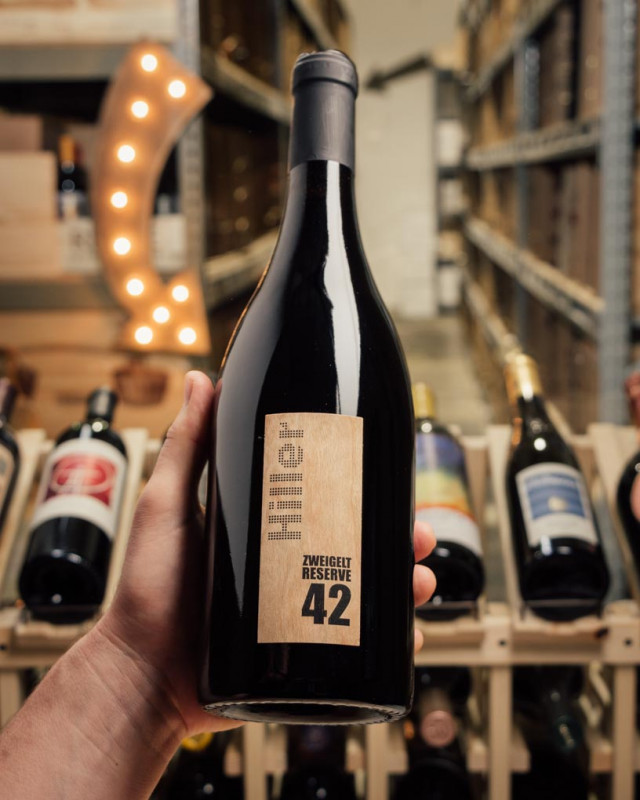 Hiller 42 Zweigelt Reserve 2015  - First Bottle