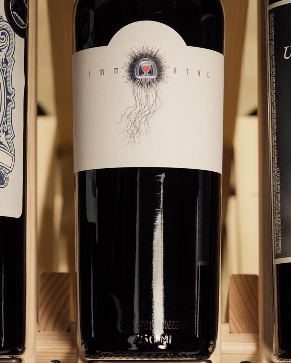 Immortal Estate Cabernet Sauvignon Slope 2014