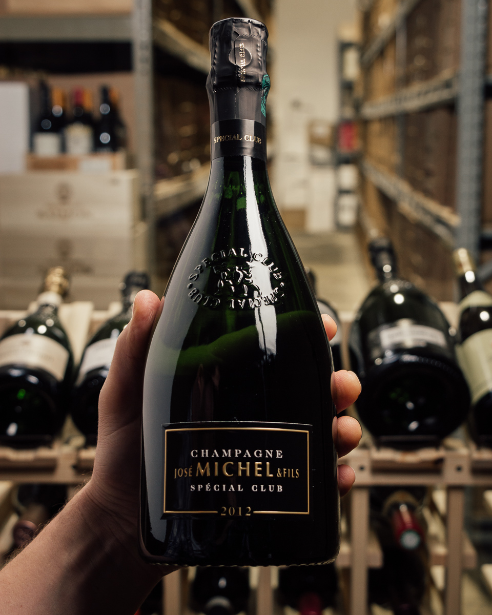 Jose Michel et Fils Brut Special Club 2012  - First Bottle