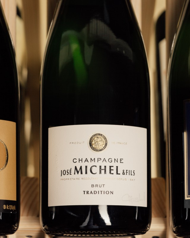 Jose Michel et Fils Brut Tradition NV