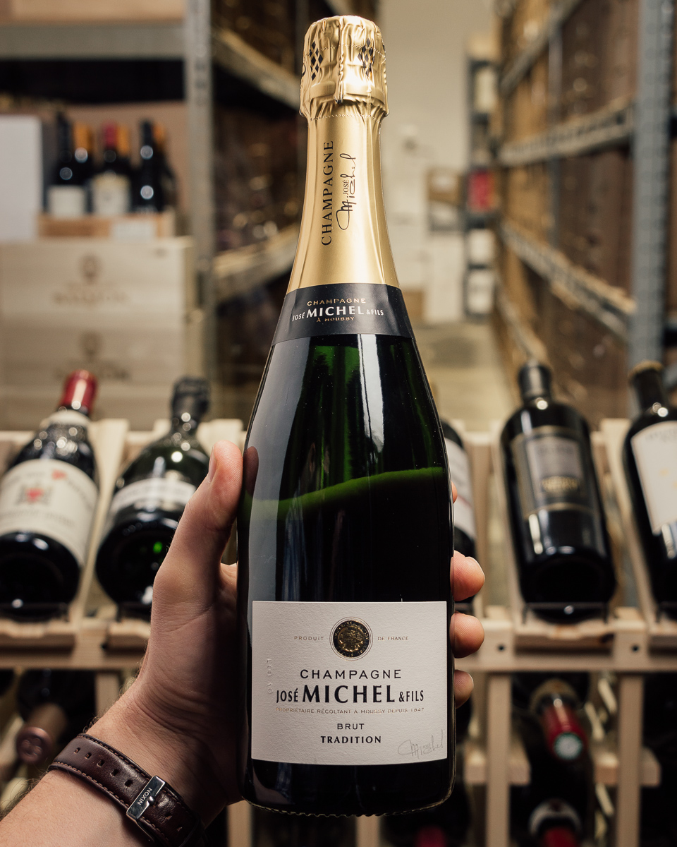Jose Michel et Fils Brut Tradition NV  - First Bottle
