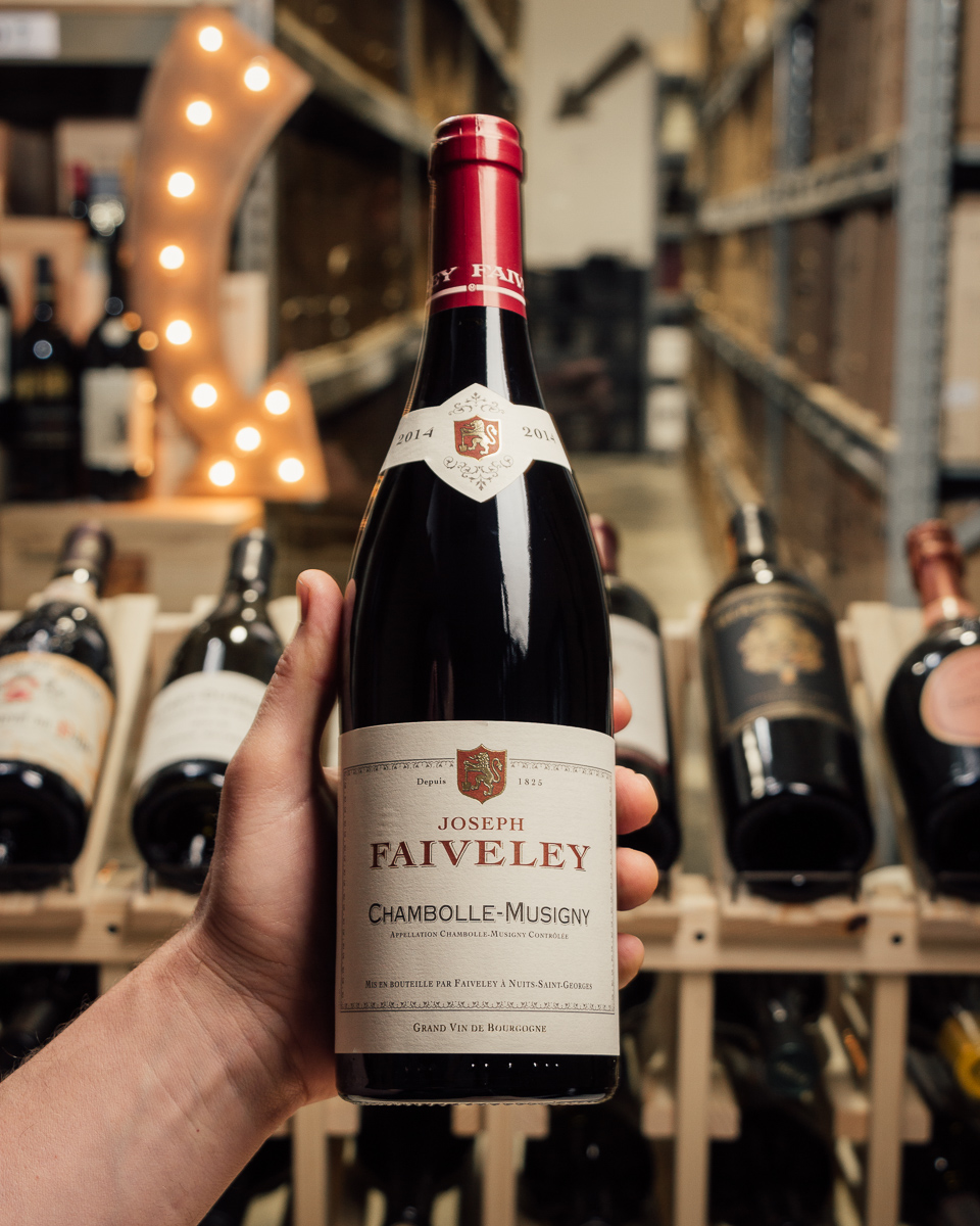 Joseph Faiveley Chambolle Musigny 2014  - First Bottle
