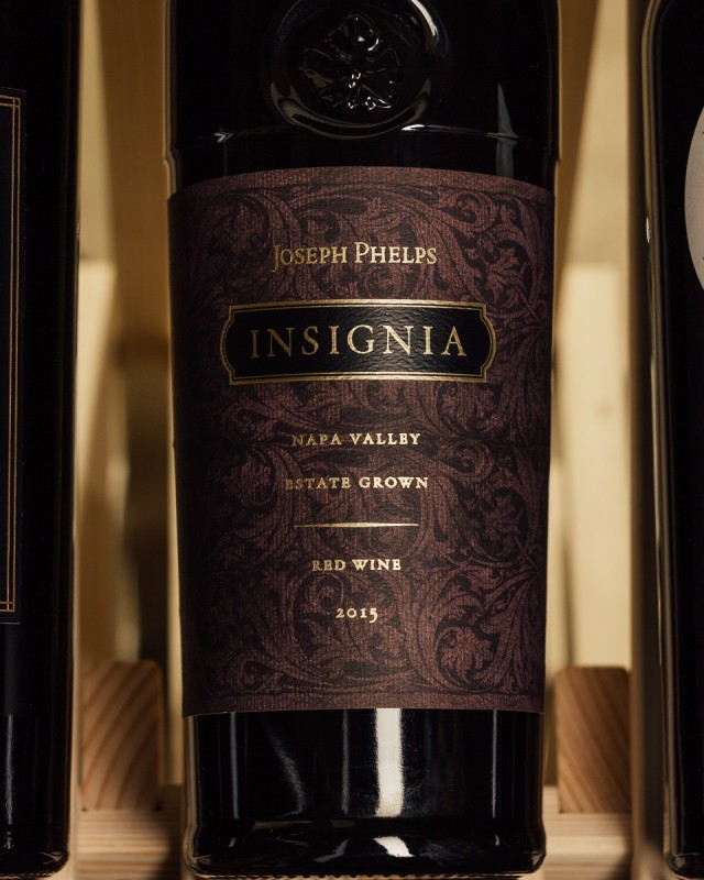Joseph Phelps Insignia Proprietary Red 2015