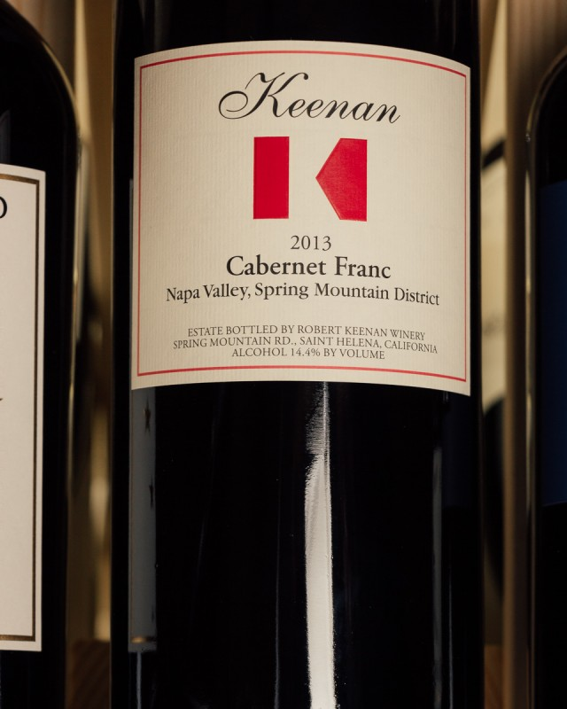Keenan Cabernet Franc Napa Valley Spring Mountain District 2013 (1.5L Magnum)