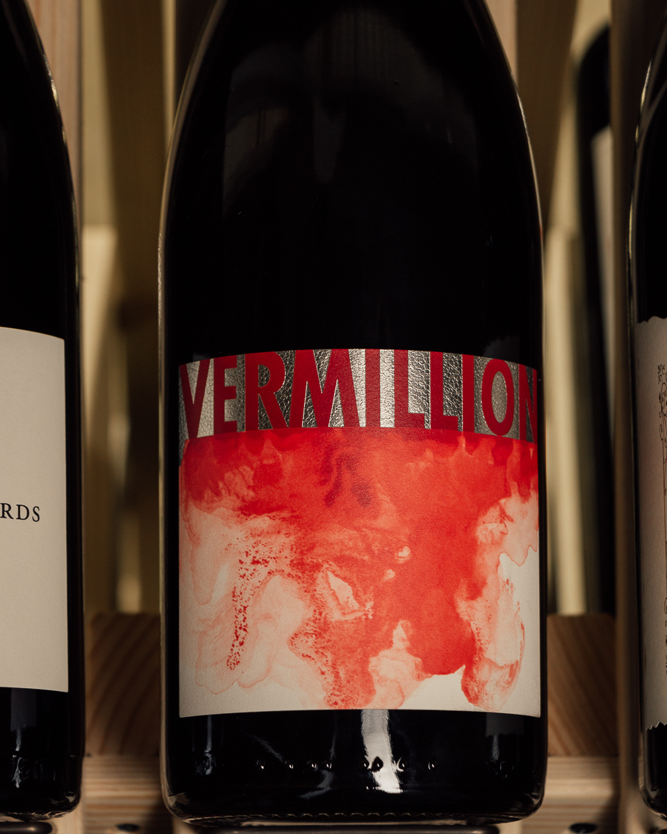 Vermillion by Helen Keplinger Red 2015  - First Bottle