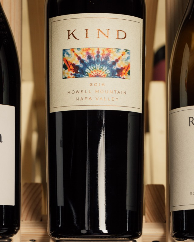Kind Cabernet Sauvignon Reserve Henry Brothers Ranch Howell Mountain 2016
