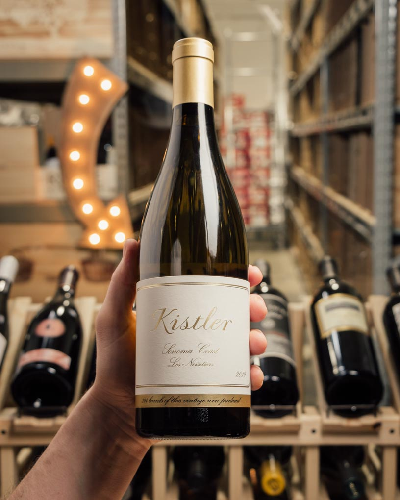 Kistler Charonnay Les Noisetiers 2019  - First Bottle