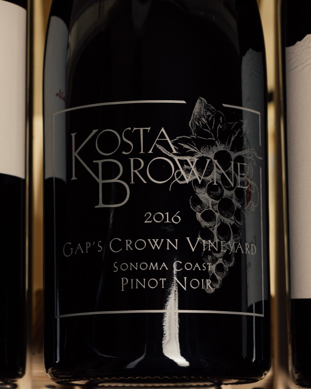 Kosta Browne Pinot Noir Gap's Crown 2016 (Magnum 1.5L)