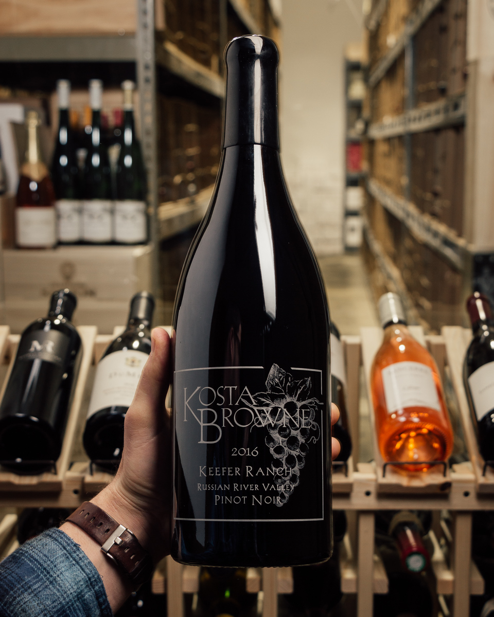 Kosta Browne Pinot Noir Keefer Ranch 2016 (Magnum 1.5L)  - First Bottle